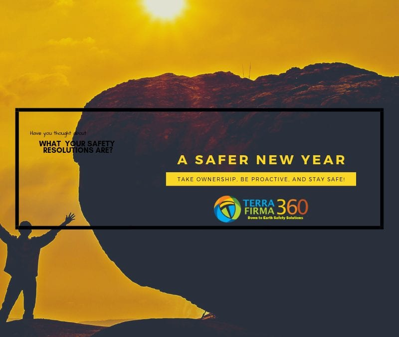 What are your Safety Resolutions for 2019