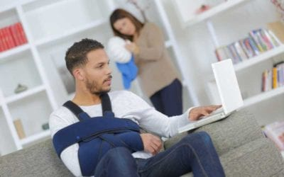 What to do when an employee is absent due to an accident