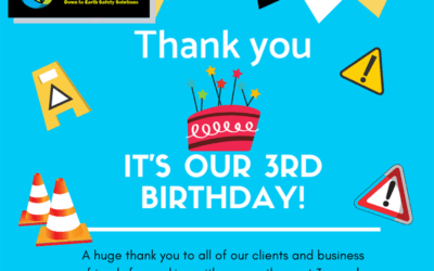 Thank you to our clients and business friends for the past 3 years